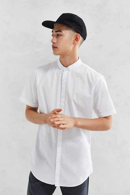 ZANEROBE Seven Foot Short-Sleeve Shirt