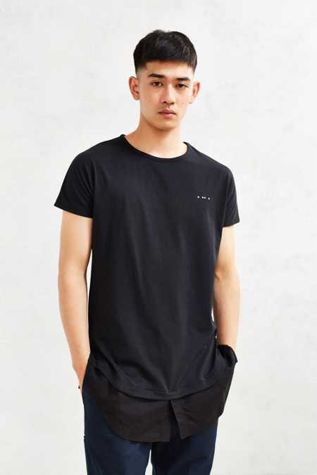Publish Mono Argon Cap Sleeve Tee