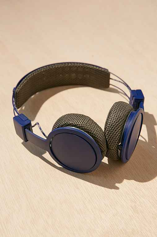 Urbanears Hellas Active Headphone,BLUE,ONE SIZE