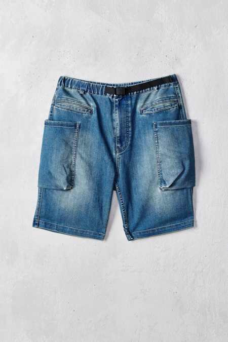 Manastash Tacoma Dry Denim Short