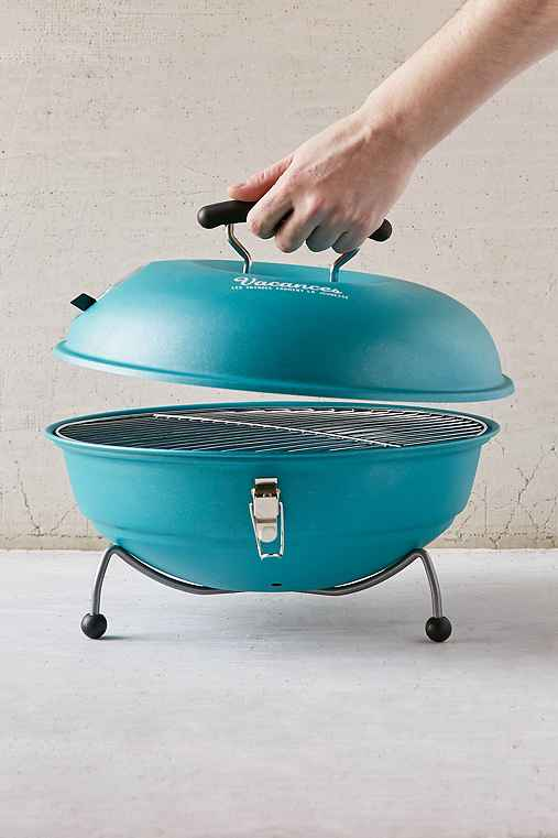 Vacances Portable Barbeque,TURQUOISE,ONE SIZE
