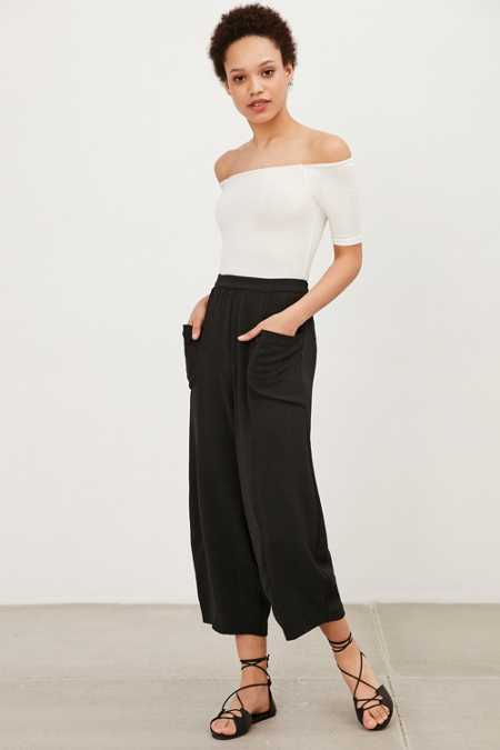 Silence + Noise Amy Cocoon Pant