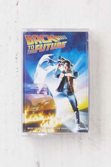 Various Artists - Back To The Future Soundtrack Cassette Tape