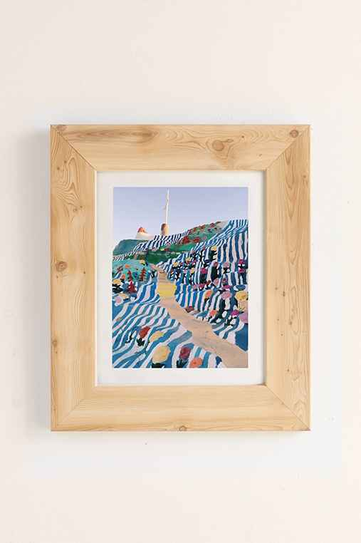 Kevin Russ Salvation Staircase Art Print,PINE,13X19