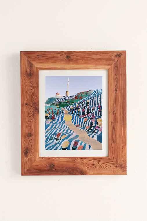 Kevin Russ Salvation Staircase Art Print,CEDAR,8X10