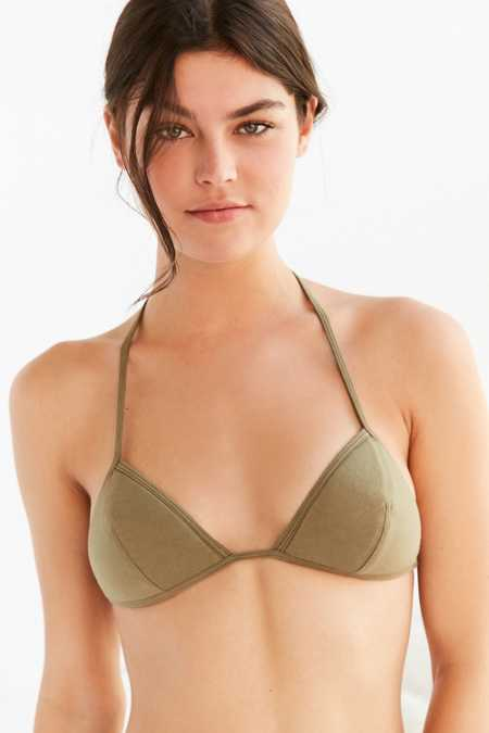 Out From Under T-Back Molded Cup T-Shirt Bra