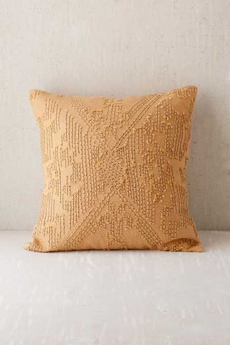 Echo Stitched Pillow