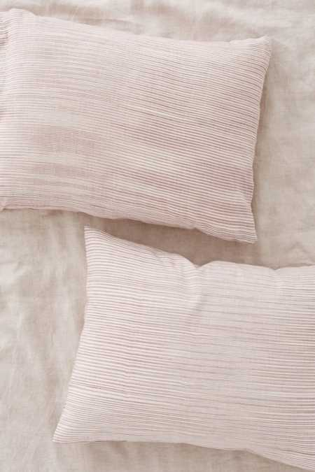 Valencia Space Dyed Pillowcase Set