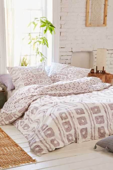 Adisa Watercolor Duvet Cover