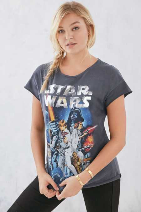 Junk Food Star Wars Tee
