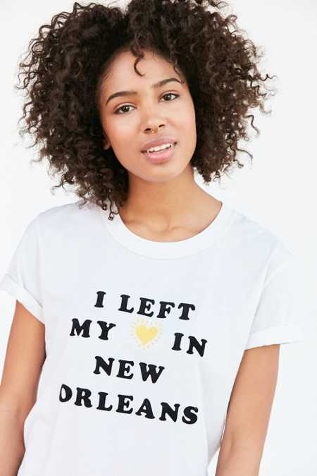 Future State I Left My Heart In New Orleans Tee