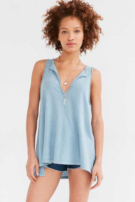 Ecote Cali Tunic Tank Top