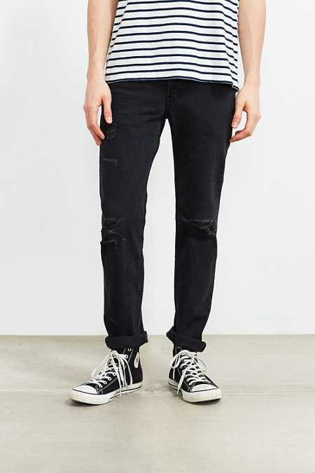 Levi's 511 Black Dell Slim Jean