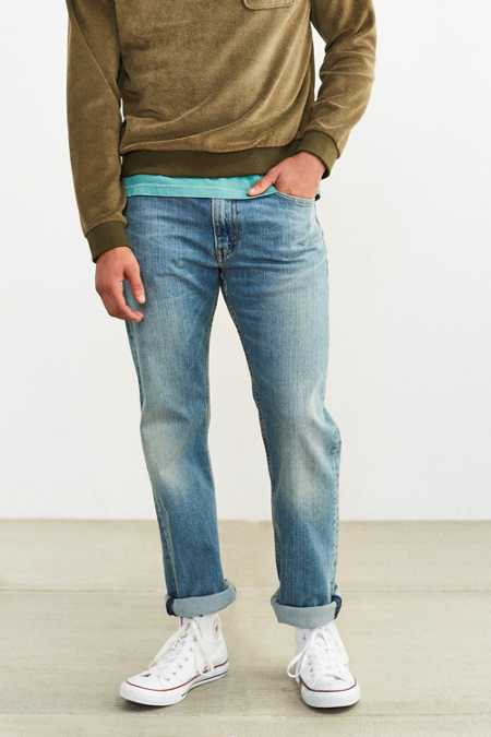 Levi's 513 Bricklebush Slim Straight Jean