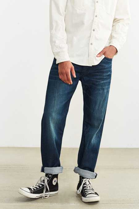 Levi's 513 Herbaceous Slim Straight Jean