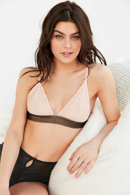 Out From Under Kiki Delicate Lace Bra