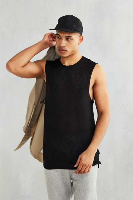 Publish Baker Slub Sleeveless Tee