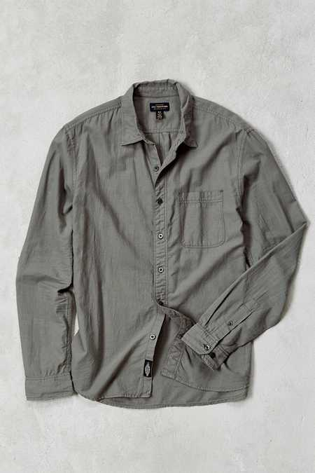 CPO Breezy Vertical Dobby Button-Down Shirt