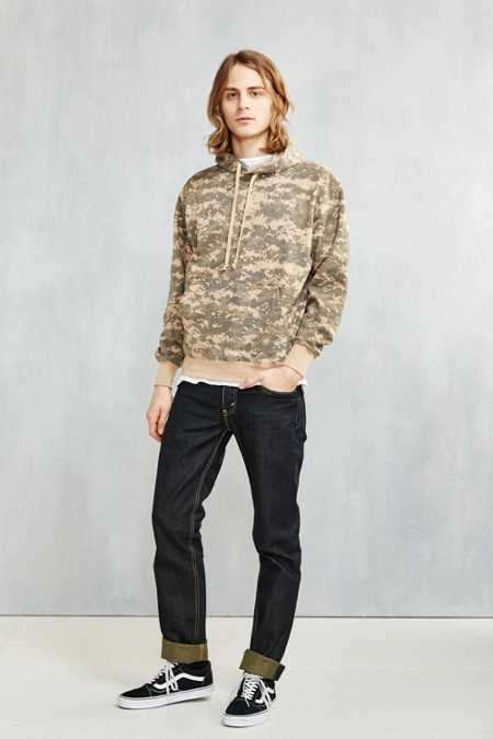 Rothco Digital Camo Hooded Sweatshirt