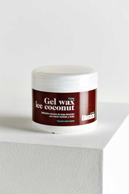 Glossco Ice Coconut Gel Wax
