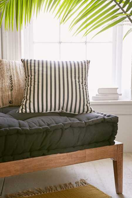 Medford Printed Stripe Pillow