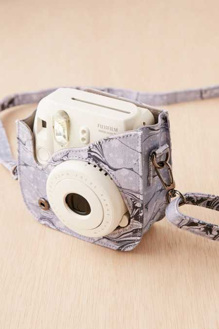Instax Mini 8 Marble Camera Case
