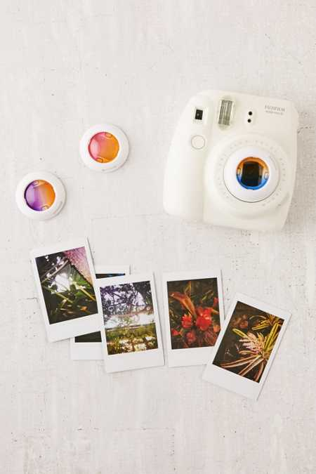 Instax Mini 8 Ombre Lens Filter Set