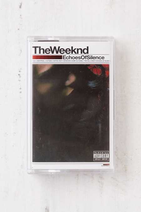The Weeknd - Echoes Of Silence Cassette Tape
