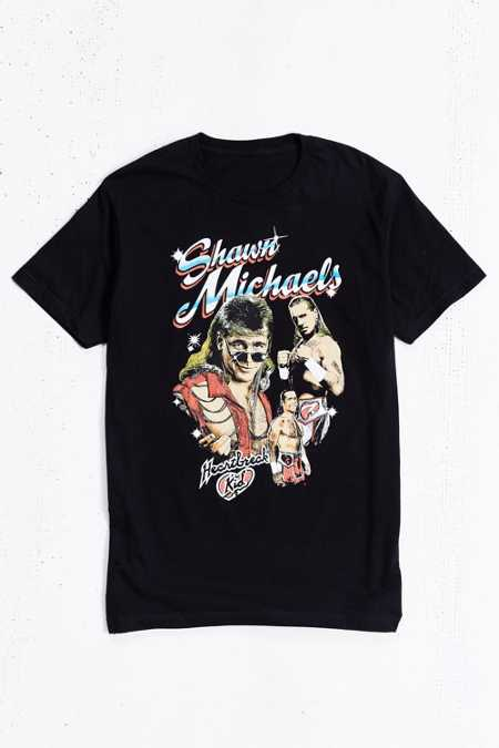 Shawn Michaels The Heartbreak Kid Tee