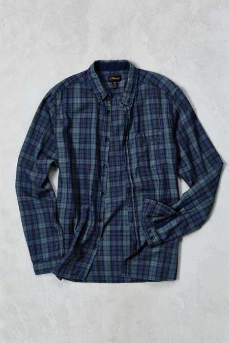 CPO Wyatt Plaid Button-Down Shirt