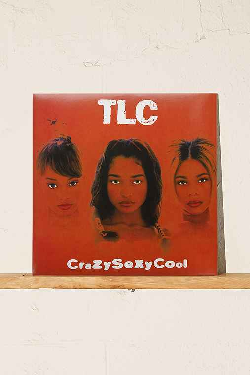 TLC - Crazysexycool LP,BLACK,ONE SIZE