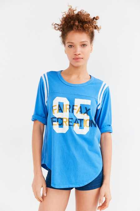 Truly Madly Deeply Recreation Numbers Tee