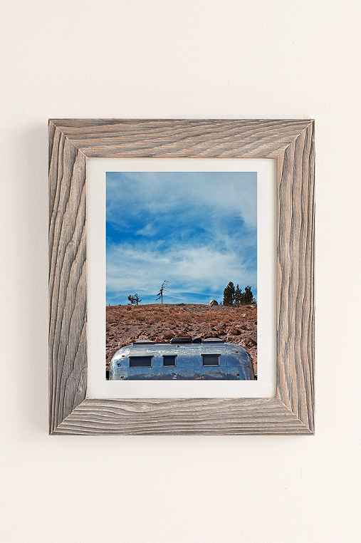 Carey Quinton Haider On The Road: Mt. Hood Oregon Art Print,BUFF BARNWOOD,13X19