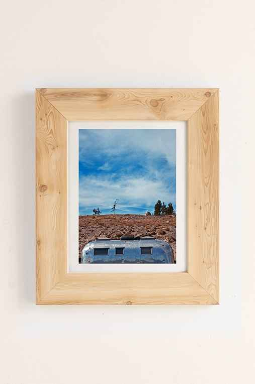 Carey Quinton Haider On The Road: Mt. Hood Oregon Art Print,PINE,30X40