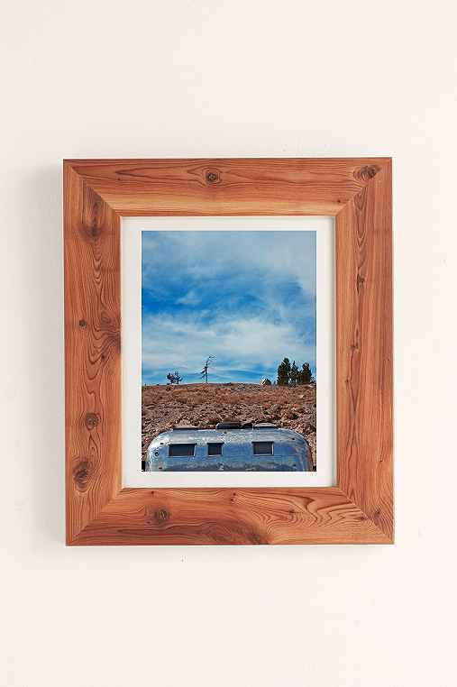 Carey Quinton Haider On The Road: Mt. Hood Oregon Art Print,CEDAR,8X10