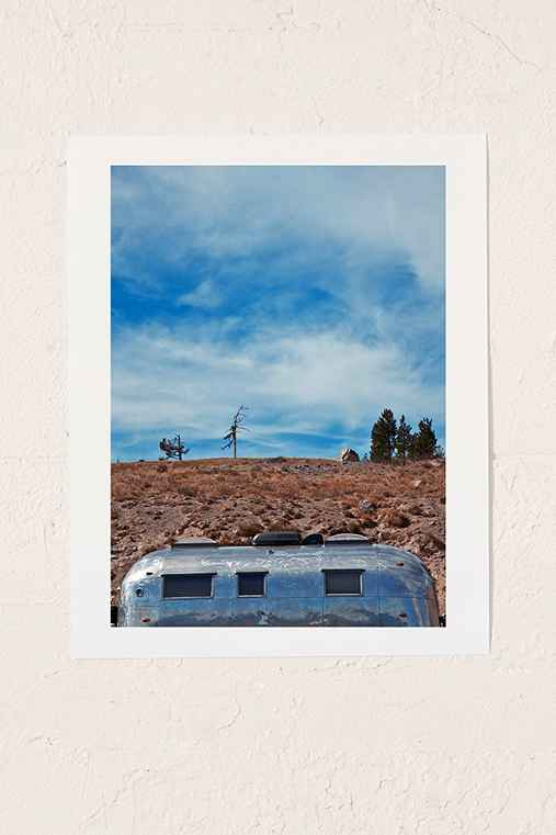 Carey Quinton Haider On The Road: Mt. Hood Oregon Art Print,NO FRAME,40X60