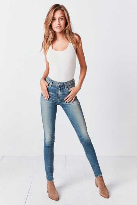 Citizens Of Humanity Carlie SCULPT High-Rise Skinny Jean - Miramar
