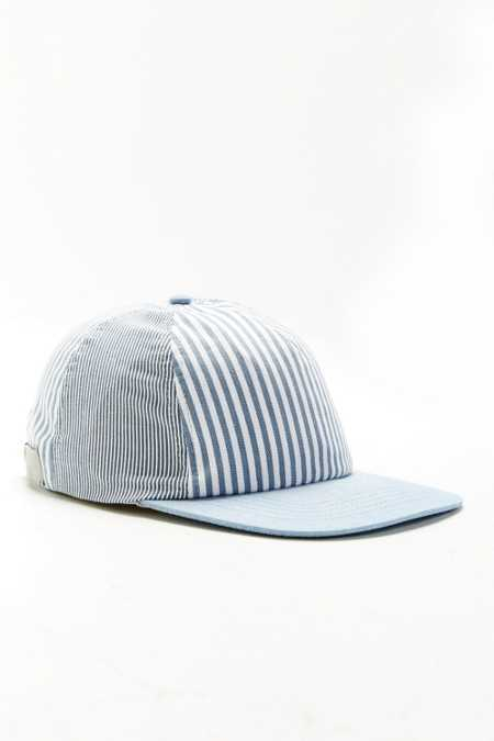 UO Pieced Stripe Baseball Hat