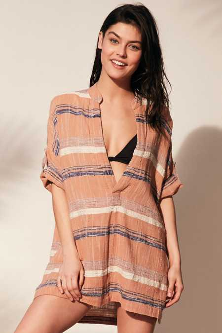 Out From Under Acadia Beach Caftan Cover-Up