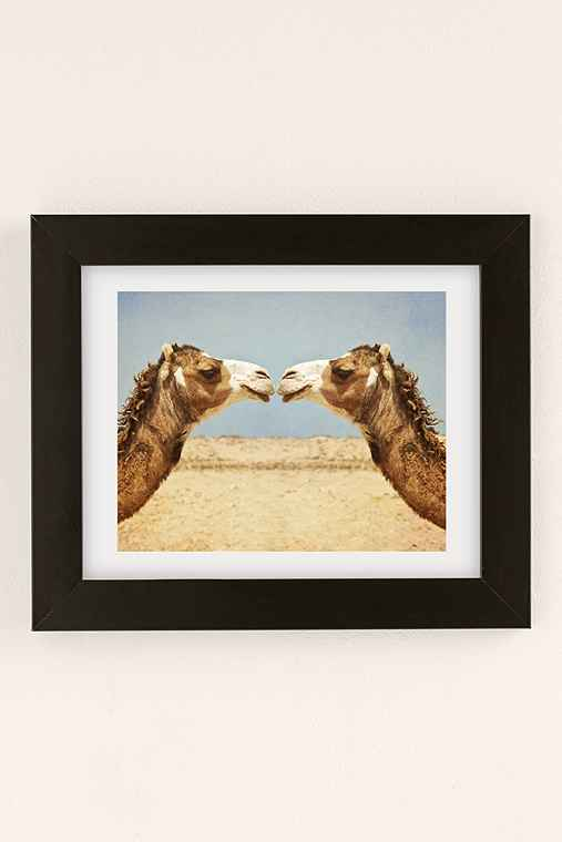 Sandy Broenimann Love And Affection Art Print,BLACK MATTE FRAME,13X19