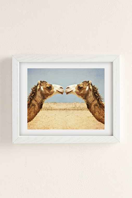 Sandy Broenimann Love And Affection Art Print,WHITE WOOD FRAME,13X19