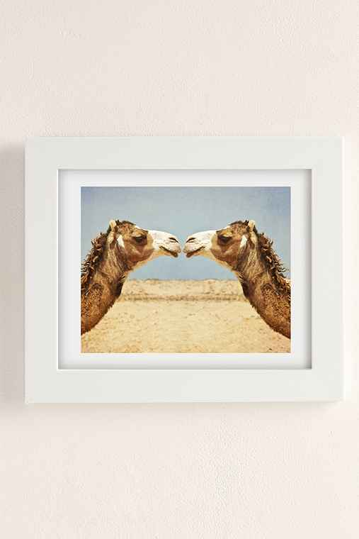 Sandy Broenimann Love And Affection Art Print,WHITE MATTE FRAME,8X10