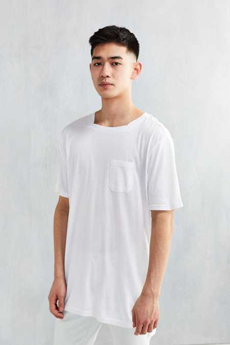 The Narrows Square Neck Pocket Tee