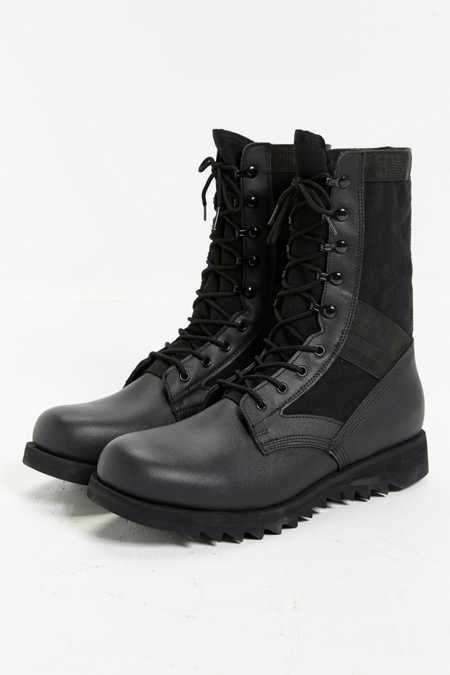 Rothco Leather Ripple Sole Jungle Boot