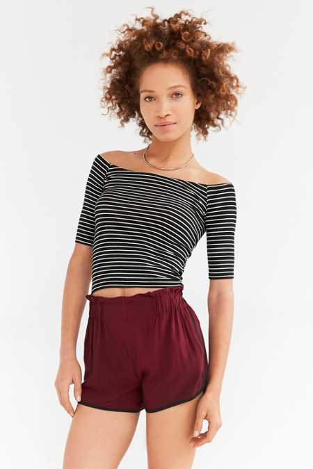 Silence + Noise Vivi Pull-On Short
