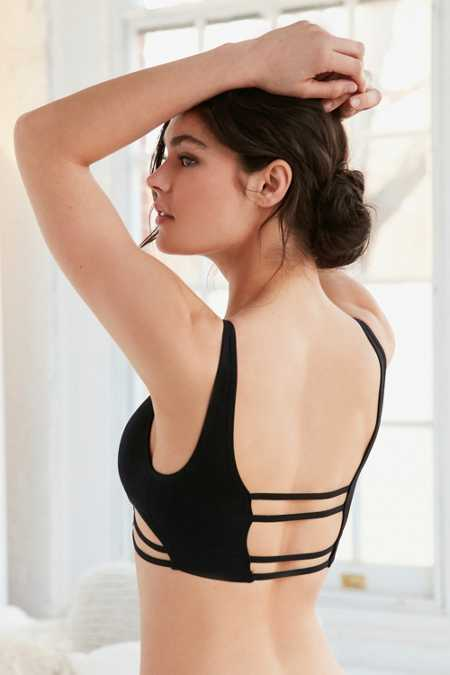 Out From Under Clara Cutout Seamless Bra
