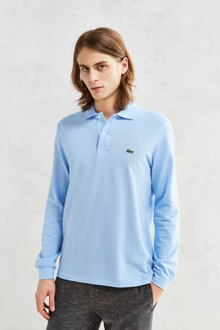 Lacoste Long-Sleeve Polo Shirt