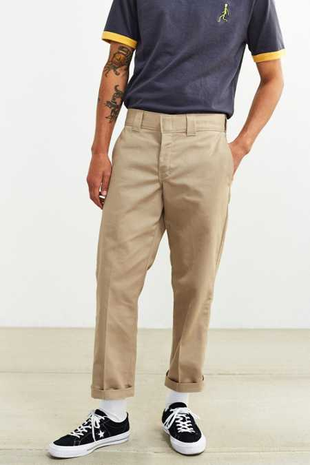 Dickies X UO Cropped Slim Tapered Pant