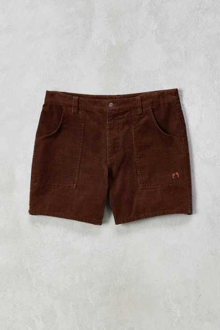 Hang Ten X UO Venice Porkchop Pocket Corduroy Short
