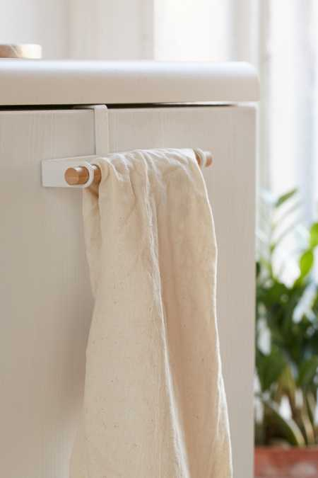 Over-The-Cabinet Towel Hanger